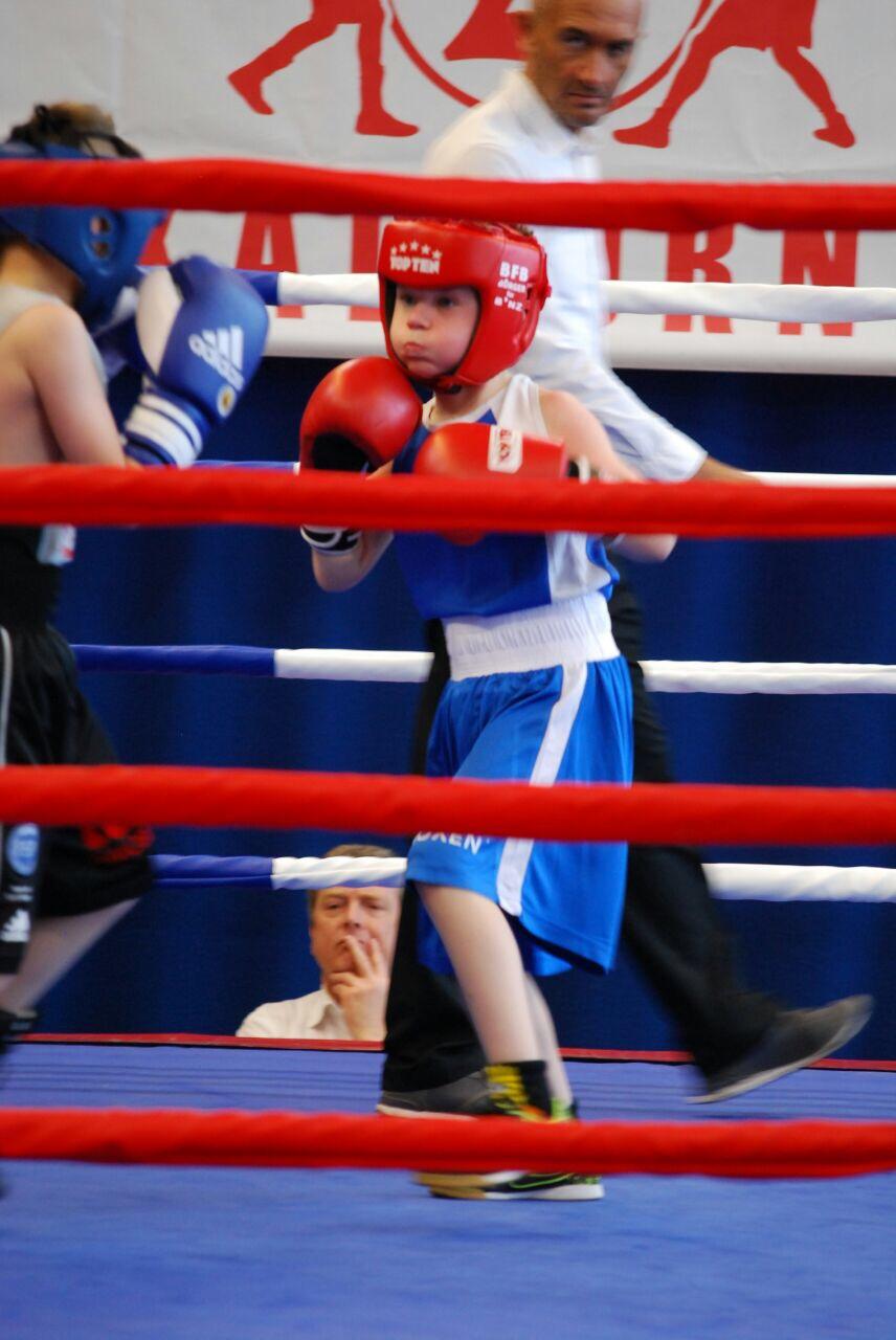 Boxen: Klarer Punktsieg für Binz