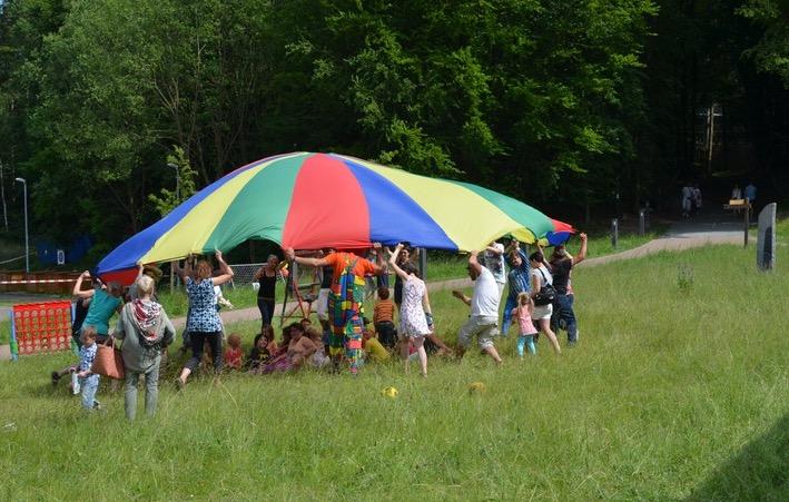 Kinderfest am 11.6.2017 auf dem Gelände des NEZR