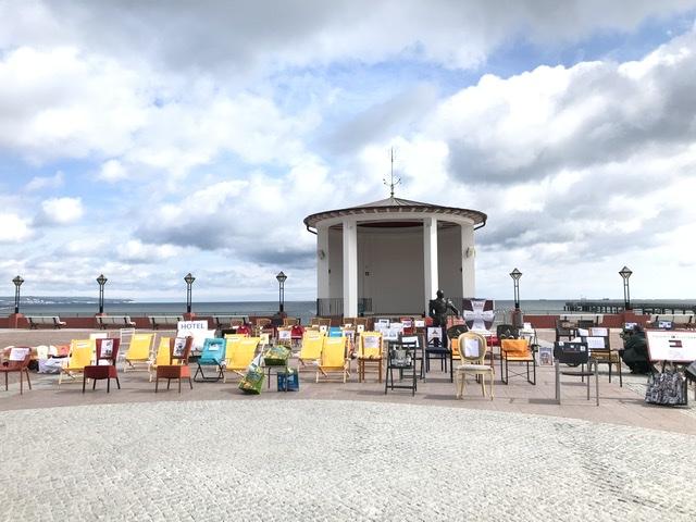 Saisoneröffnung 1.Mai – Stühle rücken statt Anbaden